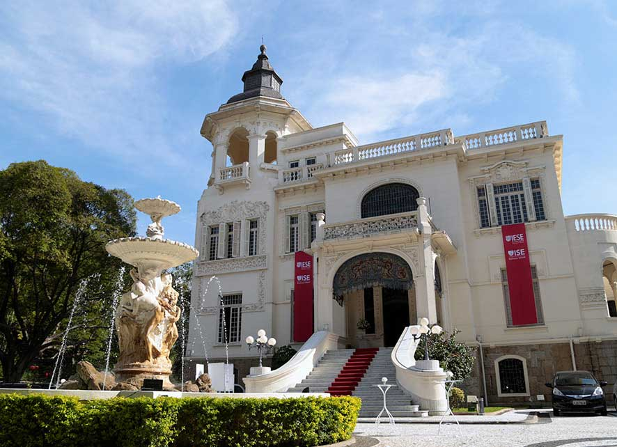Sao Paulo Campus | IESE Business School