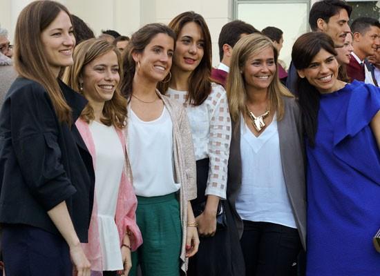 NETWORKINGConecta con mujeres líderes de todo el mundo.